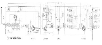 ANC R841 schematic circuit diagram download