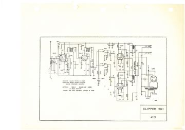 Akrad 5G1 schematic circuit diagram download