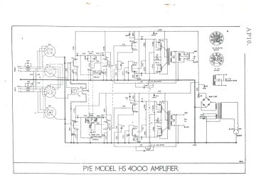 Akrad HS4000 schematic circuit diagram download