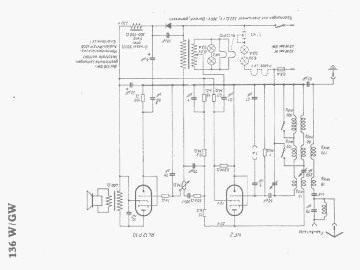 Aola Schlaak 136GW schematic circuit diagram download