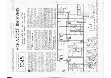 Ace 33UR schematic circuit diagram download
